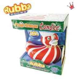 Rubba Ducks RD00142 Candee Cinnamon Scented Seasonal Gift Box