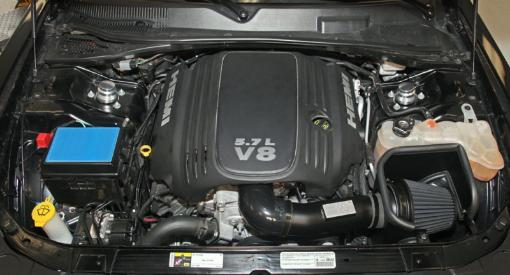K & N Dodge/Chrysler 5.7/6.1L V8 Black Performance Intake Kit PIOABESOSPCTDJTR