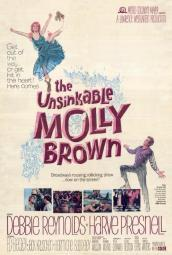 The Unsinkable Molly Brown Movie Poster Print (27 x 40) MOVEF9302