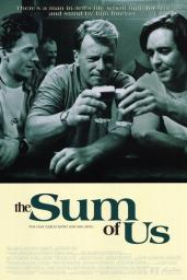 The Sum of Us Movie Poster (11 x 17) MOVCD0926