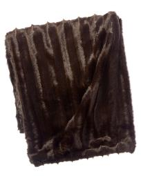 Donna Salyers'' Fabulous-Furs Carved Sable Signature Series Throw