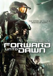 Halo 4-forward unto dawn (dvd) (eng/ws/16x9/2.35)             nla D05623D