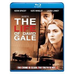 Life of david gale (blu ray) BR61131625
