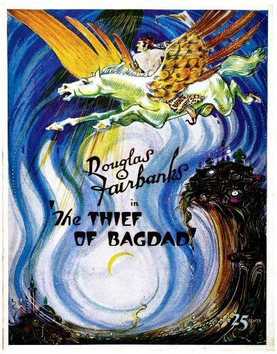 The Thief Of Bagdad Photo Print EPQOCQRM2QPBO8GJ
