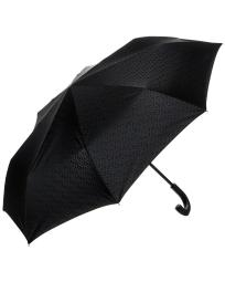 Burberry Monogram Print Folding Umbrella