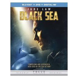 Black sea  (blu ray/dvd w/digital hd) BR62130321