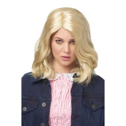 Eleven Blonde Wig Stranger Things Adult Women's Costume Jane Hopper 11 Disguise