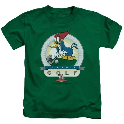 Woody Woodpecker Classic Golf Little Boys Juvy Shirt