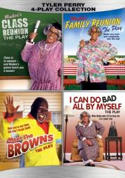 Tyler perry quad (plays) (dvd)