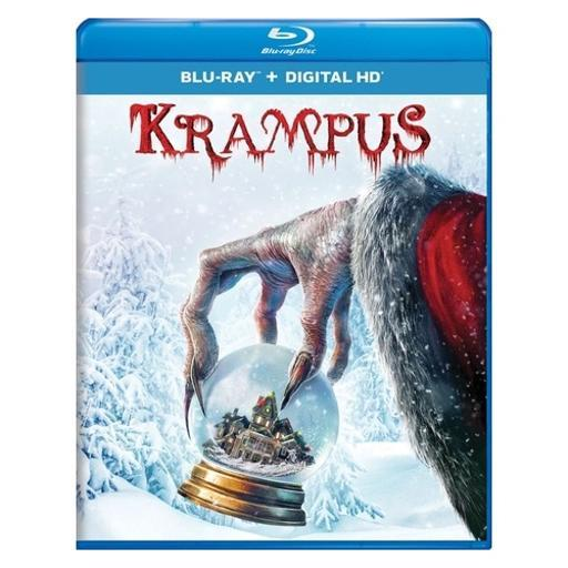 Krampus (blu ray) (holiday packaging) HDMFZAF8OJURGK6K