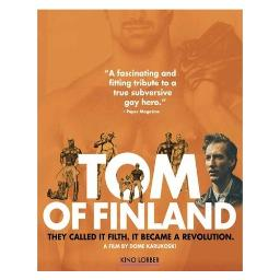 Tom of finland (blu-ray/2017/ws 2.35/finnish/eng-sub) BRK22744