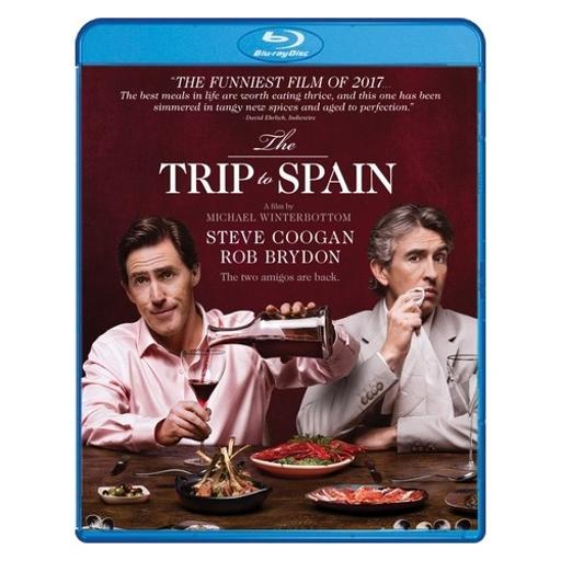 Trip to spain (blu ray) ws/1.78:1) 3OOHJ9DEIC5XF7S6