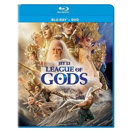 League of gods (blu ray/dvd combo pack) (2discs) D2MKELFDIMUVPN73