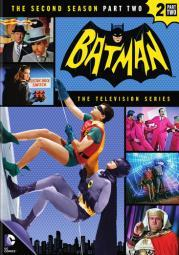 Batman-season 2 part 2 (dvd/4 disc/ff-4x3) D512129D