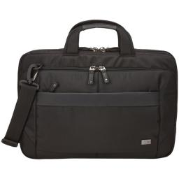 Case Logic Tsa Briefcase, Black, 15.6""
