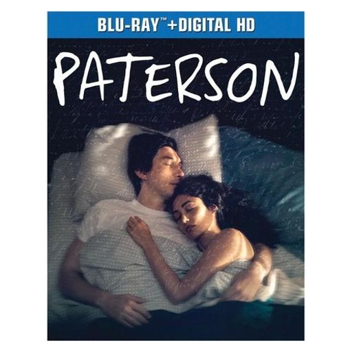Paterson (blu ray w/digital hd) JMZLNVQ7FSLWPY4G
