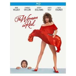 Woman in red (blu-ray/1984/ws 1.85) BRK21636