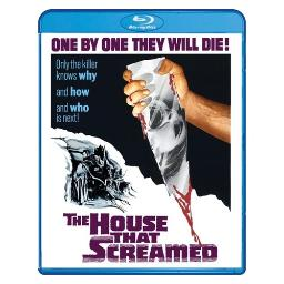 House that screamed (blu ray) (ws/2.35:1) BRSF17201