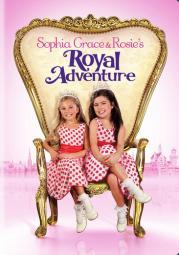 Sophia grace & rosies royal adventure (dvd) D418249D