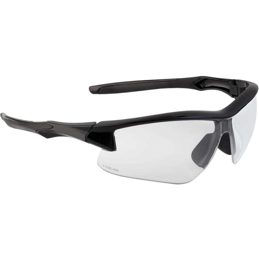 Howardleight r-02214 howard leight acadia clear lens uvextreme plus anti-fog coating