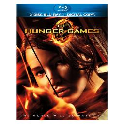 Hunger games (blu-ray/2 discs/dc) BR32741