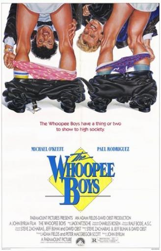 The Whoopee Boys Movie Poster (11 x 17) ZUTQPEMKCTAR35XG