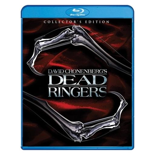 Dead ringers collectors edition (blu ray) (2discs) 1628532