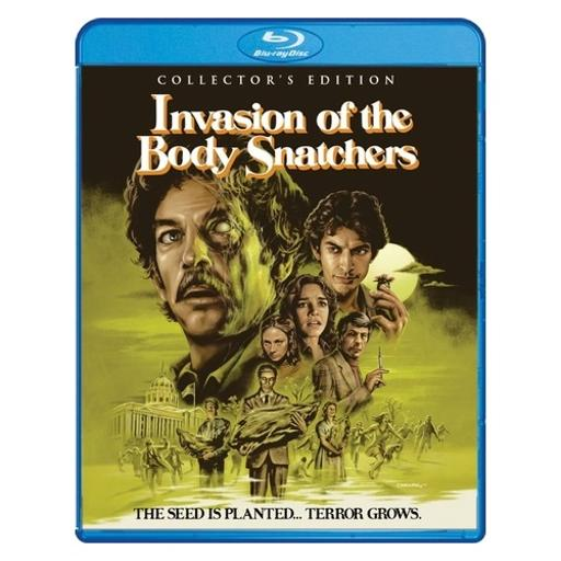 Invasion of body snatchers collectors edition (blu ray) (ws) UVG0XKR2QBQ6YXQE