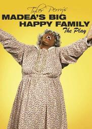 Madea's Big Happy Family Movie Poster (11 x 17) MOVIB72733
