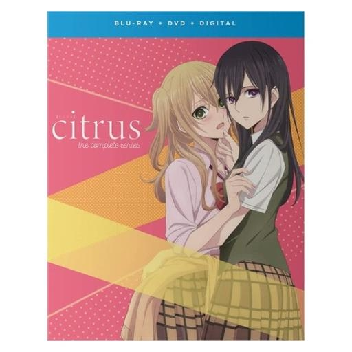 Funimation-uni dist corp citrus-complete series (blu-ray/dvd combo/4 disc/fun digital) brcr02002