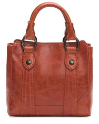 Frye Melissa Mini Tote Leather Crossbody