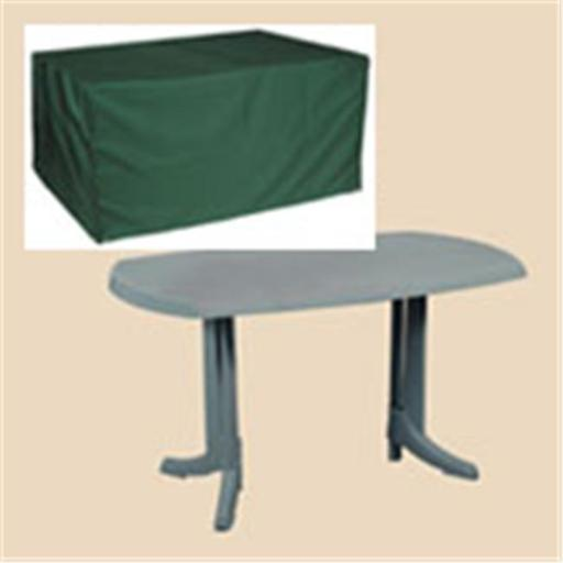 Bosmere C555 Rectangular Table Cover - No Chairs