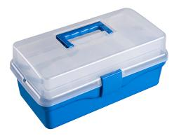 Heritage arts hpb0912 two-tray art tool box