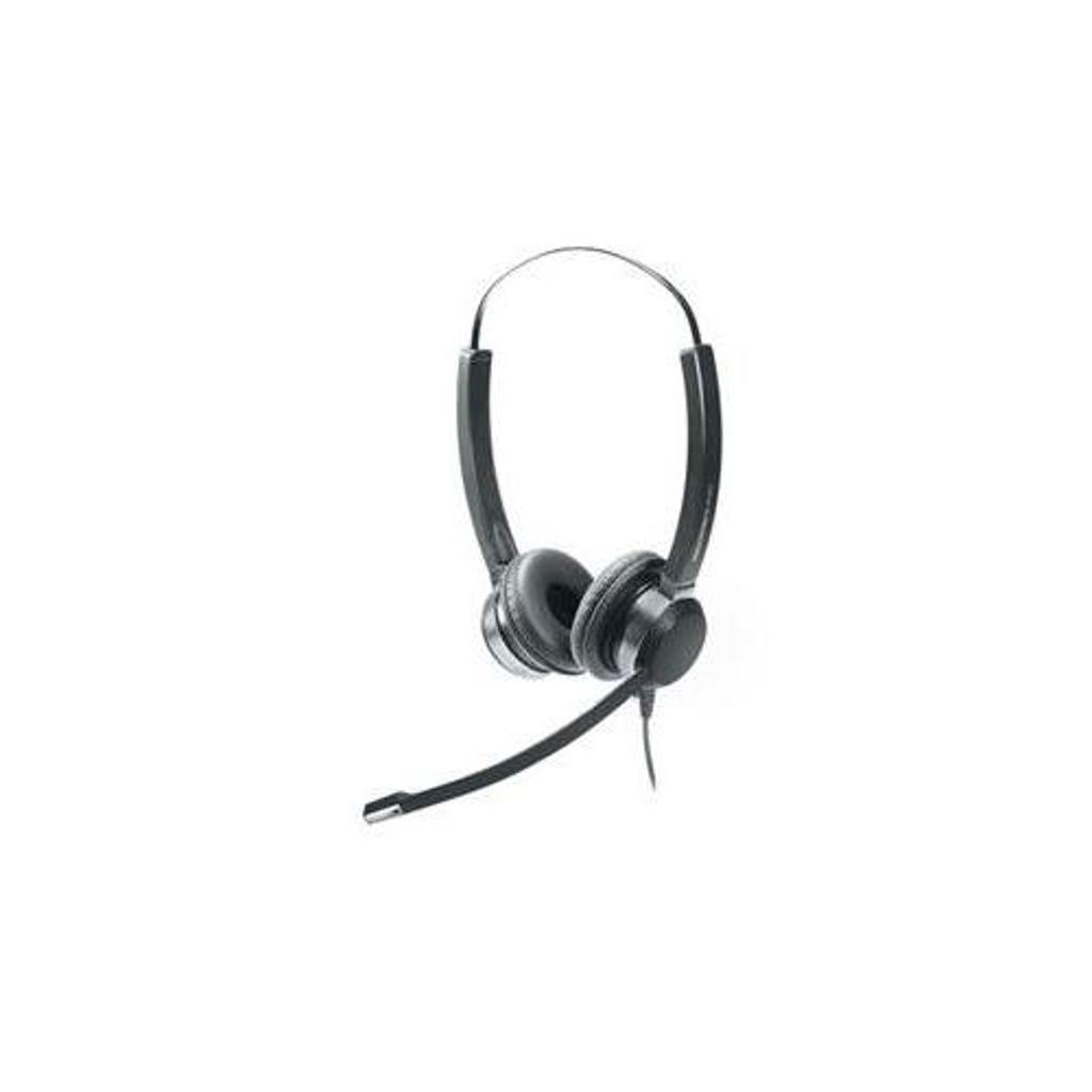 Addasound crystal2822 addasound hi-end wired binaural headset