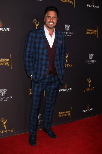 Don Diamont At Arrivals For Television Academy 68Th Daytime Emmy Awards Reception, Television Academy'S Saban Media Center, Los Angeles, Ca August.
