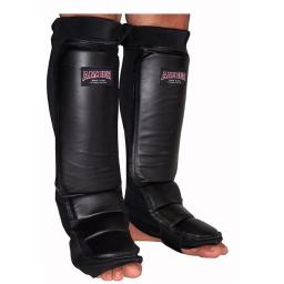 Amber Sports Asp-5799-l Mma Shin & Instep Protector, Large