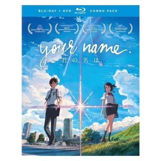 Your name-movie (blu-ray/dvd combo/2 disc) DSTK2HPKV6CBCJCL