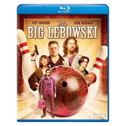 Big lebowski (blu ray/new packaging/eng sdh/span/french/ws/1.85:1) BR61119422