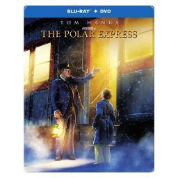 Polar express (blu-ray/dvd/steelbook) BR619615