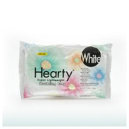 Activa Products, Inc. 1300 Hearty Air Dry Clay White 5.25Oz