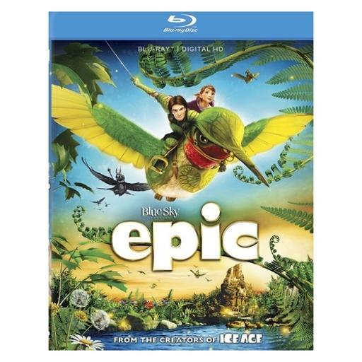 Epic (2013/blu-ray/dvd/dc/triple play/family icons o-ring) nla VIHLFIJNVTY3A588