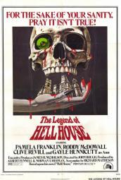 The Legend of Hell House Movie Poster Print (27 x 40) MOVCF4437