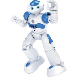 Alta Robo Dance-R Interactive Dancer Remote Control Music Playing Robot, White