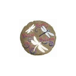 Spoontiques 12950s 9 stepping stone  dragonfly glow