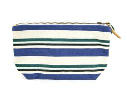 Roberta Roller Rabbit Women's Cotton Cristina Pouch One Size Mint