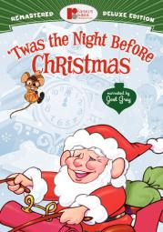 Twas the night before christmas (dvd/deluxe edition/eco) D116603D