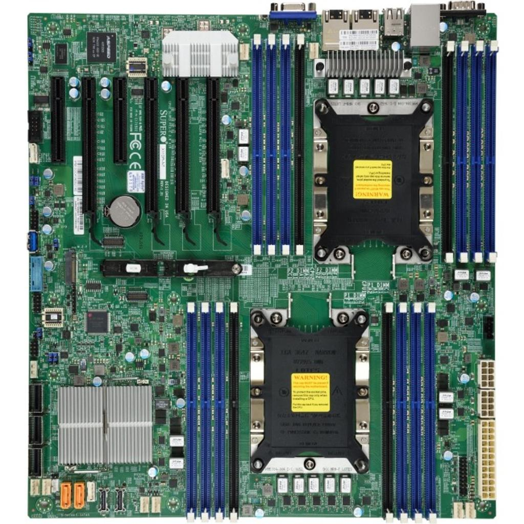 Supermicro - motherboards mbd-x11dpi-nt-o x11dpi 10g lan + nvme +