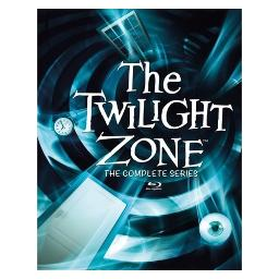 Twilight zone-complete series (blu ray) (24discs) BR59183212