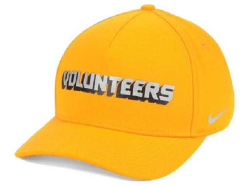 Tennessee Volunteers NCAA Nike Local Dri-Fit Swoosh Flex Fitted Hat