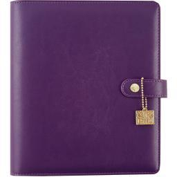Carpe Diem A5 Planner Purple